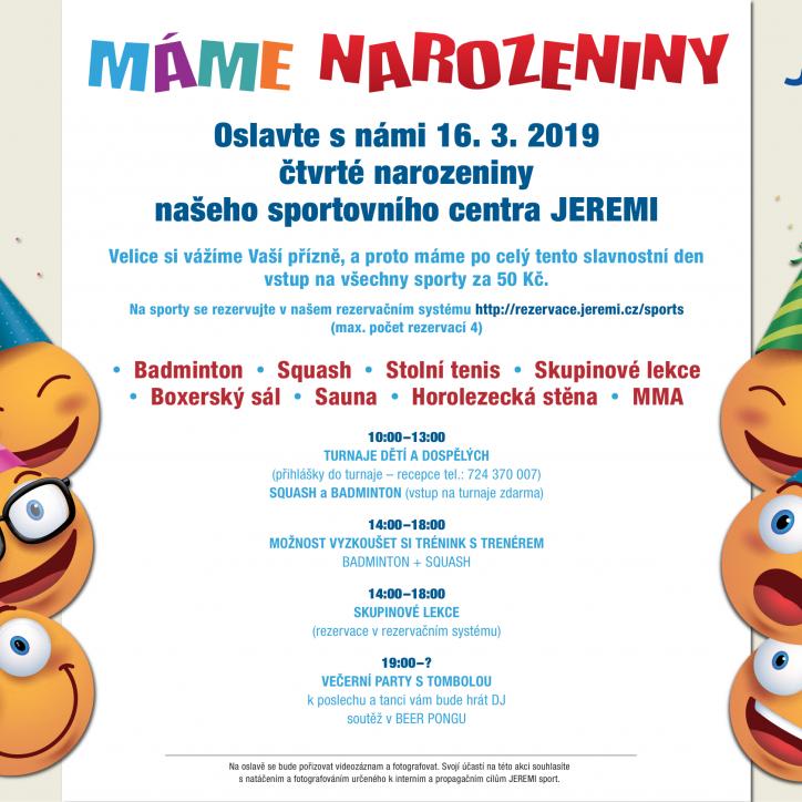 JEREMI pozvanka narozky INT 1-2019 1