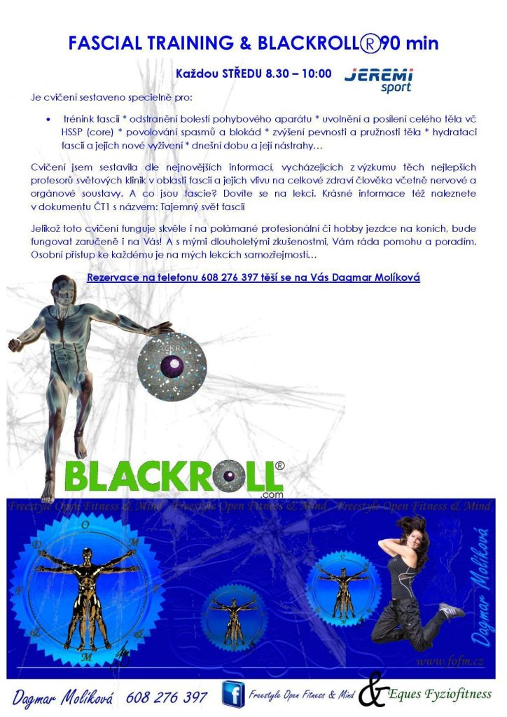 FASCIAL TRAINING & BLACKROLL