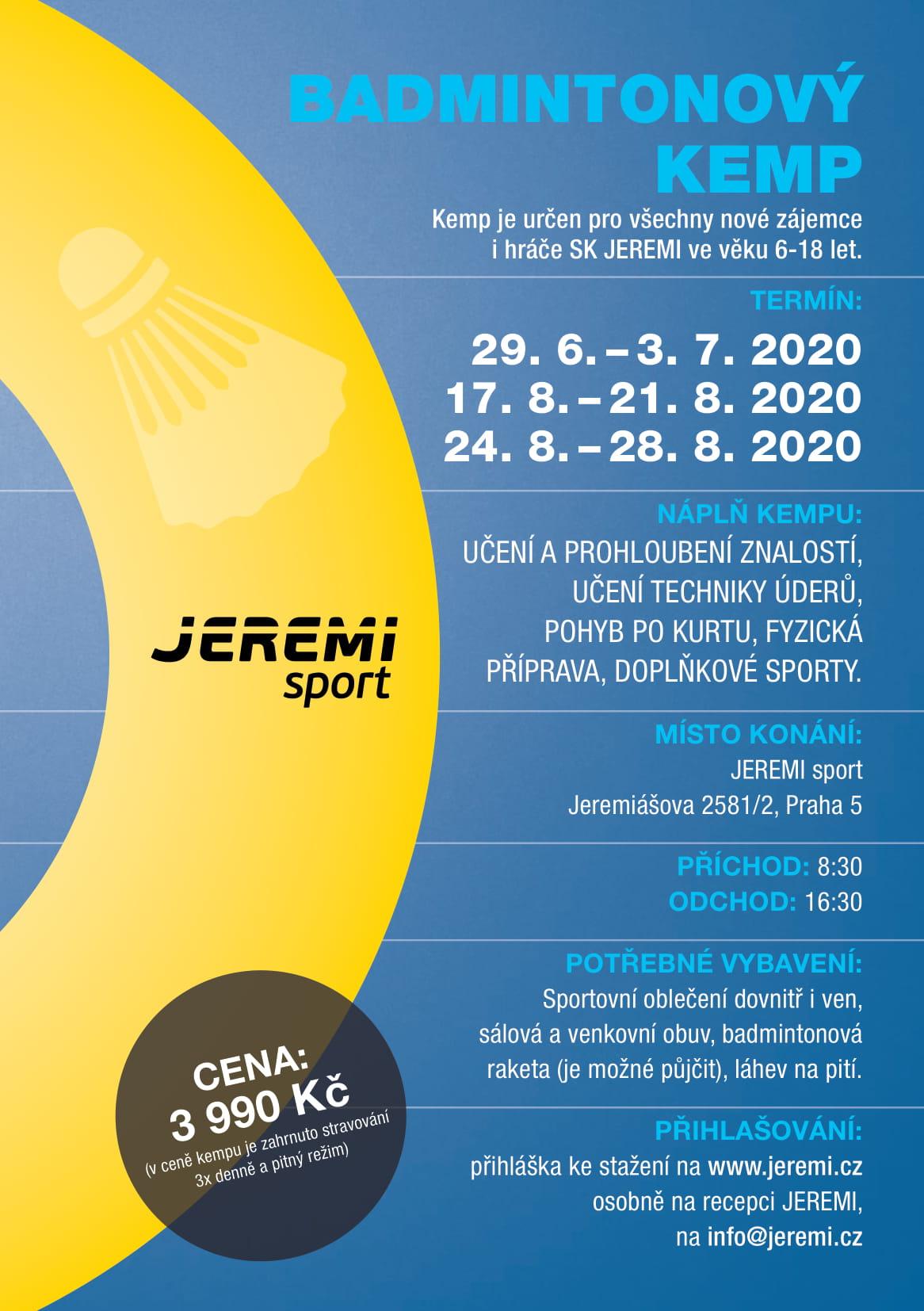 Leták A5 letní badminton kemp 2020_1-1