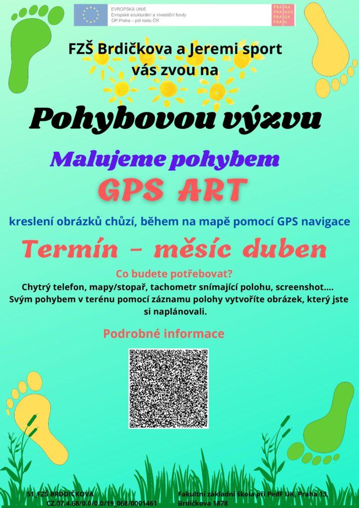 Výzva pro žáky ZŠ Brdičkova