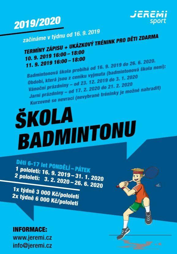 Leták A5 BA škola 2019-2020